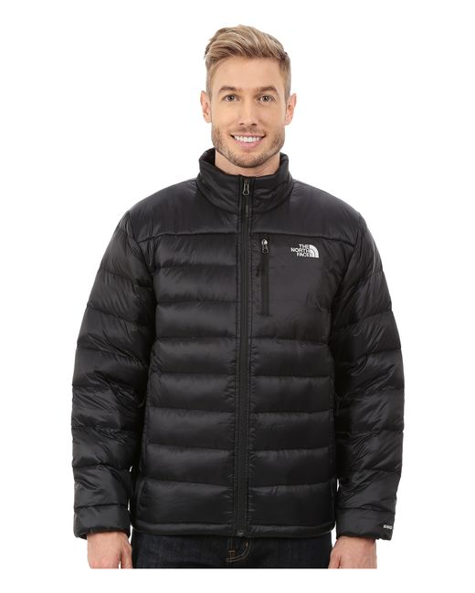 The North Face   Black Aconcagua Jacket for Men   Lyst
