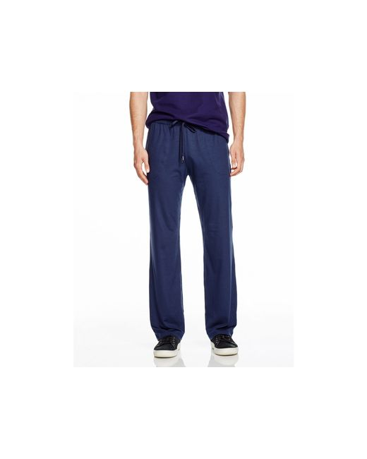 Derek Rose | Blue Micromodal Lounge Pants for Men | Lyst