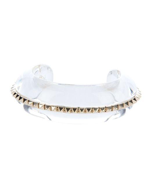 Valentino | Black Glam Bracelet | Lyst