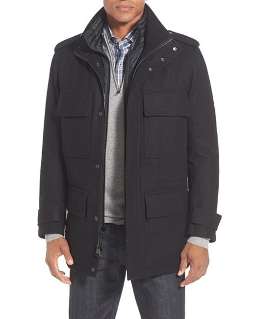 Marc New York | Black By Andrew Marc 'liberty' 3-in-1 Field Jacket for Men | Lyst