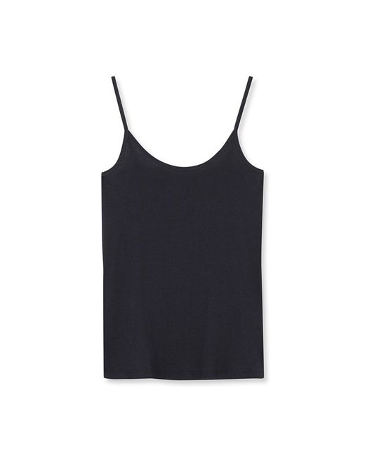 Petit Bateau | Blue Women's Light Cotton Camisole Top | Lyst
