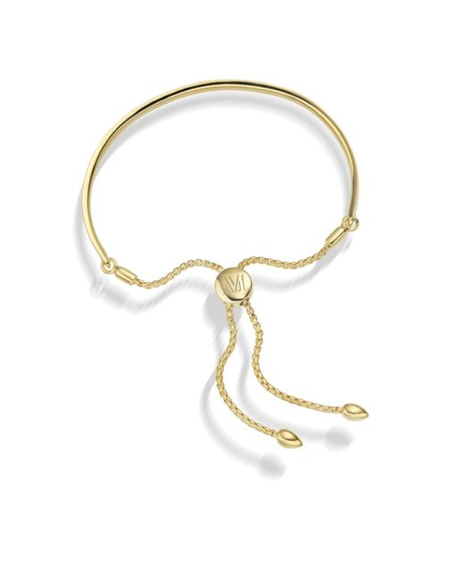 Monica Vinader | Metallic Fiji Friendship Petite Chain Bracelet | Lyst