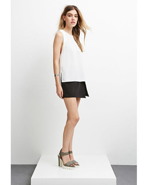Forever 21 | White The Fifth Label The Illusion Top | Lyst