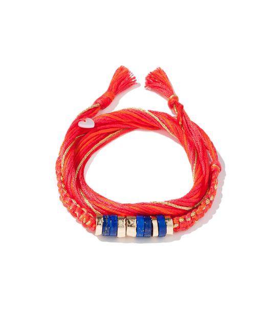 Aurelie Bidermann | Blue Takayamas Wrap Bracelet | Lyst