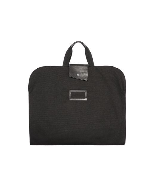 Want Les Essentiels De La Vie | Black Stansted Garment Bag for Men | Lyst