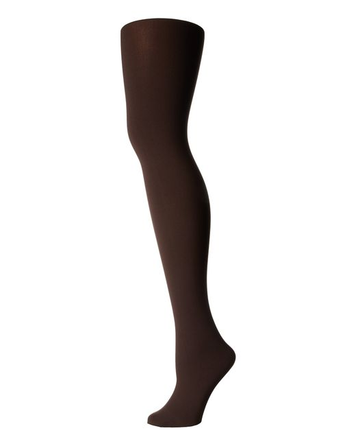 Falke | Brown Warm Deluxe 80 Tights | Lyst