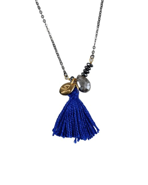 First People First | Blue Necklace | Lyst