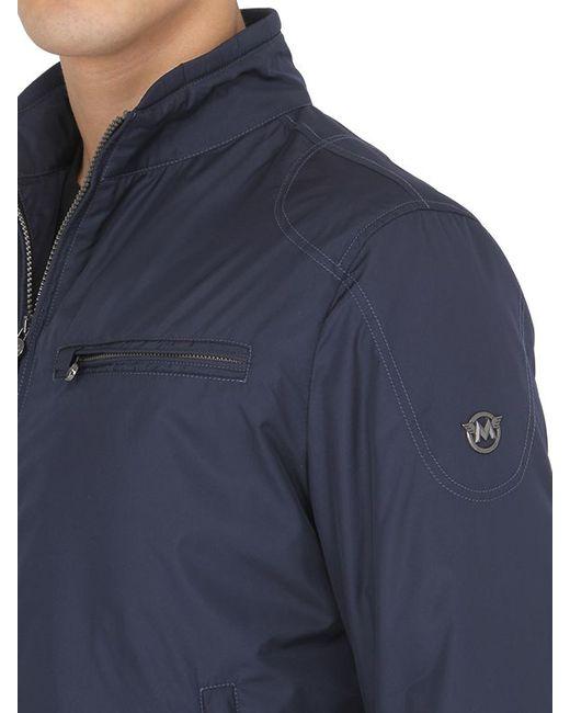 Matchless London Ocelot Packable Light Nylon Jacket In