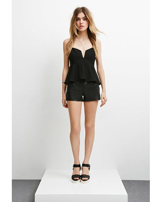 Forever 21 | Black The Fifth Label Join The Ride Cami | Lyst