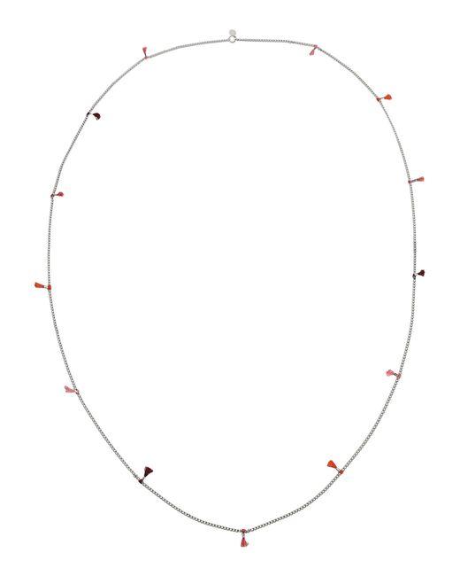 Shashi | Metallic Necklace | Lyst