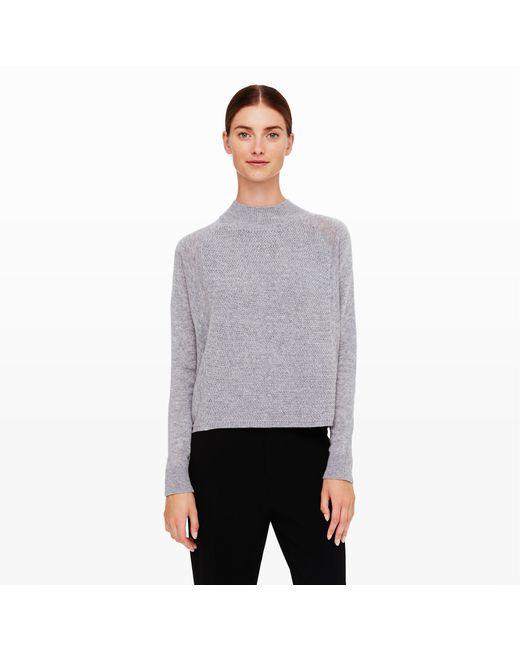 Club Monaco | Gray Karelis Sweater | Lyst