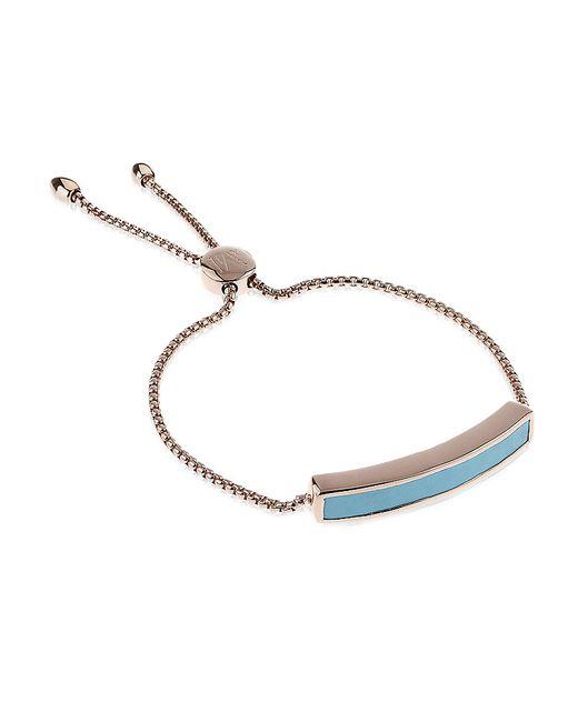 Monica Vinader | Pink Baja Chain Bracelet | Lyst