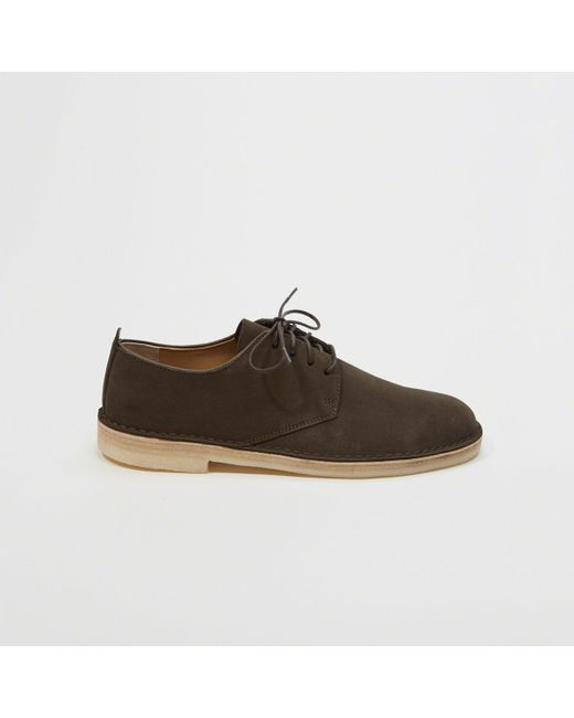 Abercrombie & Fitch | Brown Clarks Desert London for Men | Lyst