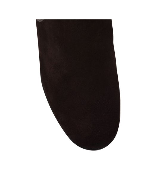 Carvela Kurt Geiger | Brown Robin Boots With Ankle Cuff | Lyst