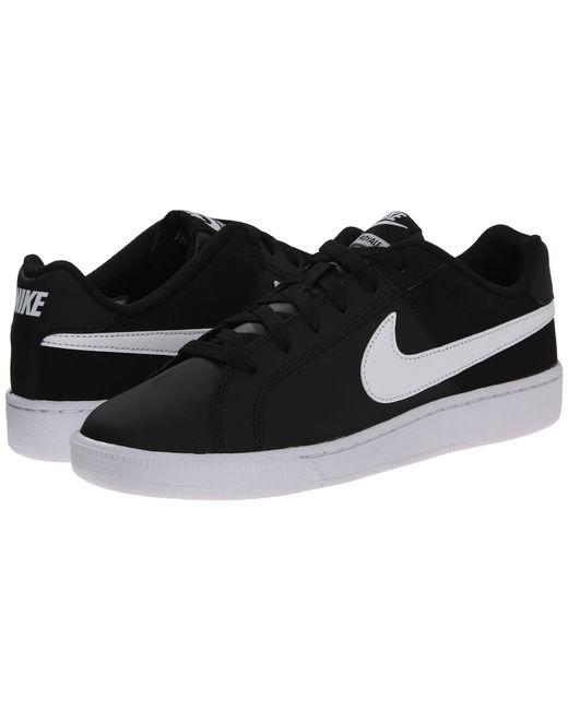 Nike | Black Court Royale | Lyst