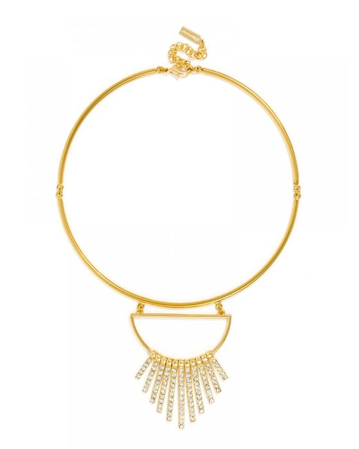 BaubleBar | Metallic Sunset Collar | Lyst