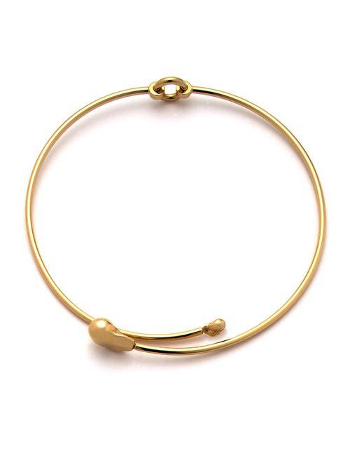 Caterina Zangrando | Metallic Ed Gold Plated Necklace | Lyst
