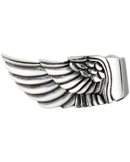 King Baby Studio | Metallic Wing Ring | Lyst