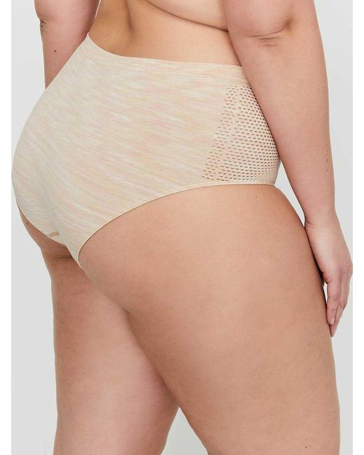 d51c430fbeea ... Addition Elle - Multicolor Déesse Collection - Seamless Low Rise Boy-short  Panty - Lyst ...