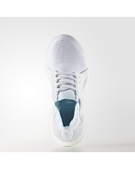 best website e0631 46d34 ... Adidas - Blue Ultraboost X Parley Shoes - Lyst ...