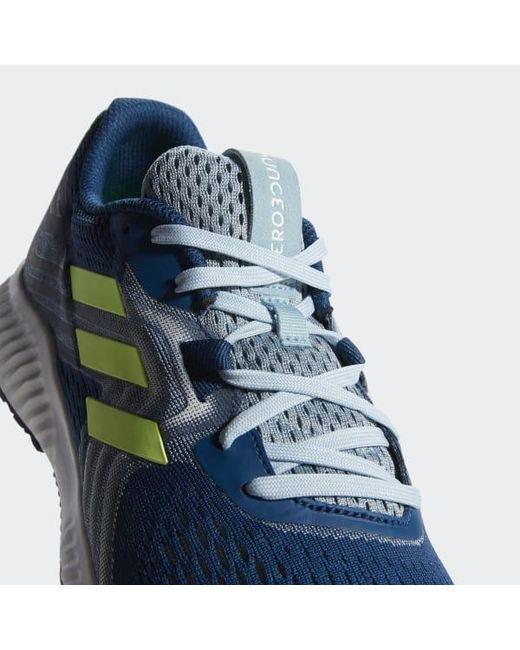 pretty nice 62122 9f58d ... Adidas - Blue Aerobounce 2 Shoes for Men - Lyst ...