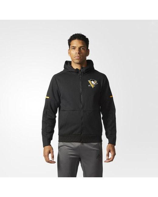 Adidas - Black Penguins Pro Squad Id Hoodie for Men - Lyst