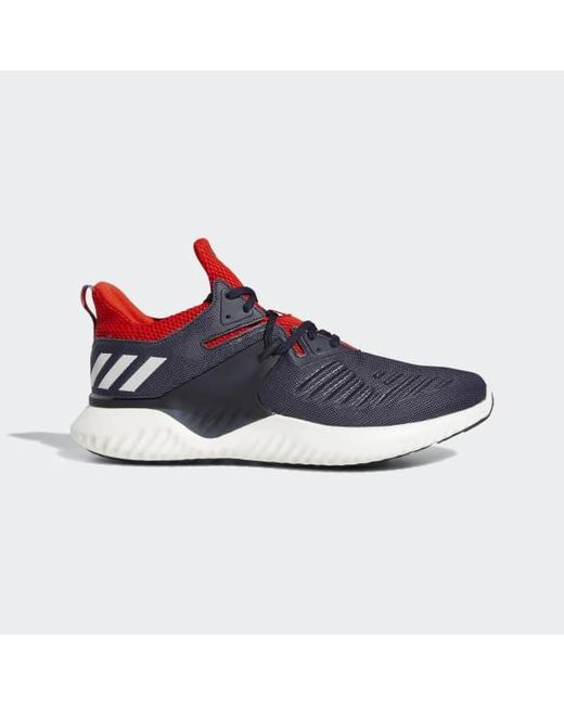 59428c662 Adidas - Blue Alphabounce Beyond Shoes for Men - Lyst ...
