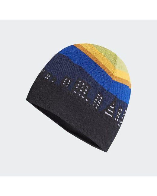 d001b39a1adef Adidas - Black Ua sons Beanie for Men - Lyst ...