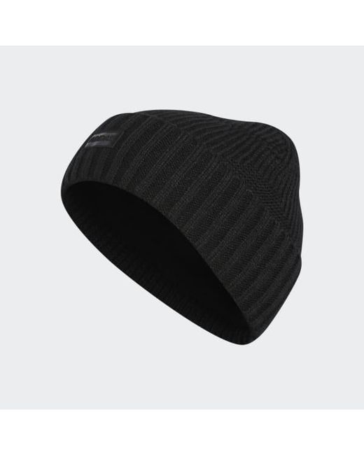 Adidas - Black Pine Knot Beanie for Men - Lyst ... 299ac26ab41