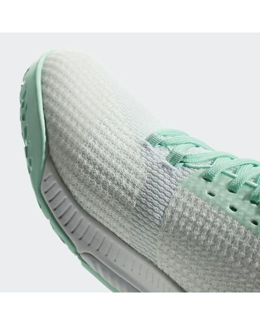 b247046002fd ... Adidas - White Crazyflight Bounce 2.0 Shoes - Lyst