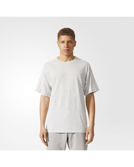 7cfeab52e8a4 Adidas - White Wings + Horns Tee for Men - Lyst ...