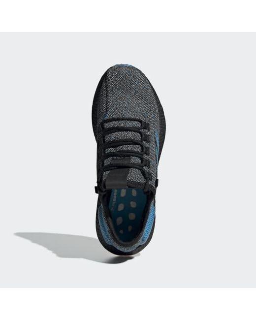 d3616a406 ... Adidas - Black Pureboost Ltd Shoes for Men - Lyst ...