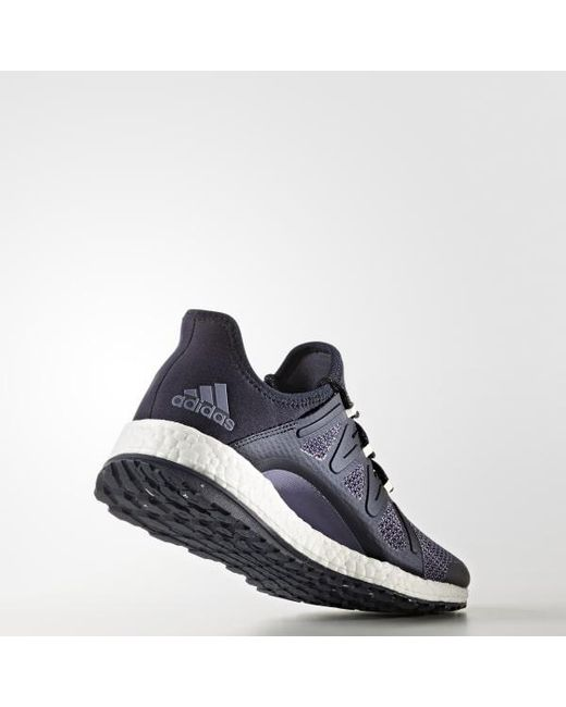 c76a33870 ... Adidas - Blue Pureboost Xpose All Terrain Shoes for Men - Lyst ...