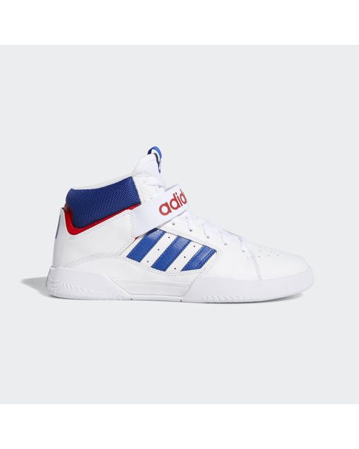 Adidas - White Vrx Cup Mid Shoes for Men - Lyst ... 921d634b0