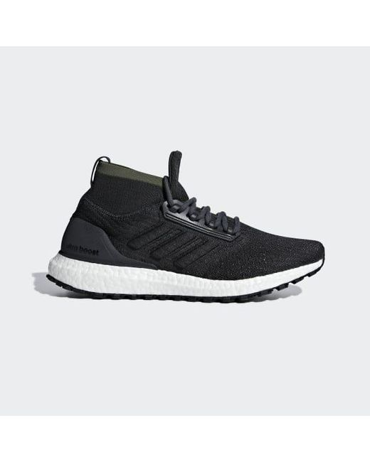13af49249d5 Adidas - Gray Ultraboost All Terrain Shoes for Men - Lyst ...