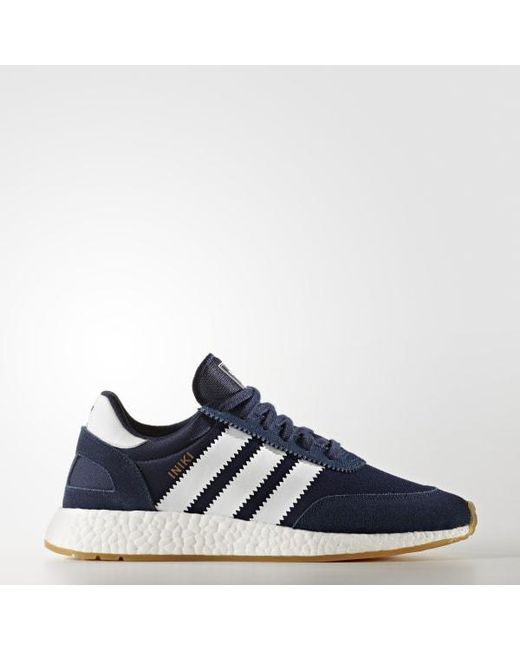 los angeles e0297 74509 Adidas - Blue I-5923 Shoes for Men - Lyst ...