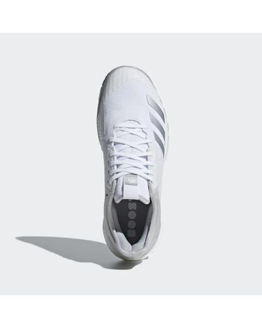 size 40 427b8 b9fd2 ... Adidas - White Crazyflight X 2.0 Shoes - Lyst ...