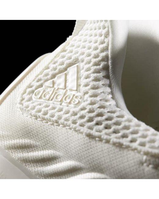 6119f23249a78 ... Adidas - White Alphabounce Em Undye Shoes for Men - Lyst ...