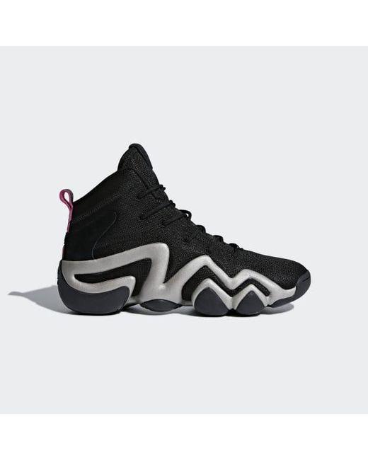 Adidas - Black Crazy 8 Adv Shoes for Men - Lyst ... 7af0f5426