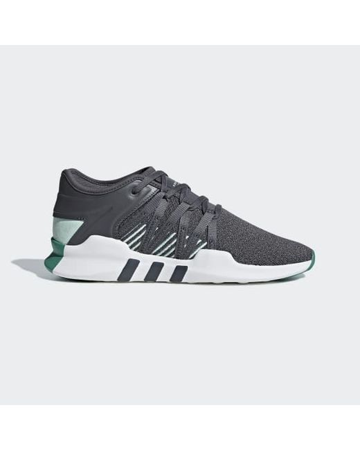 907510e31afd5 Adidas - Gray Eqt Adv Racing Shoes for Men - Lyst ...