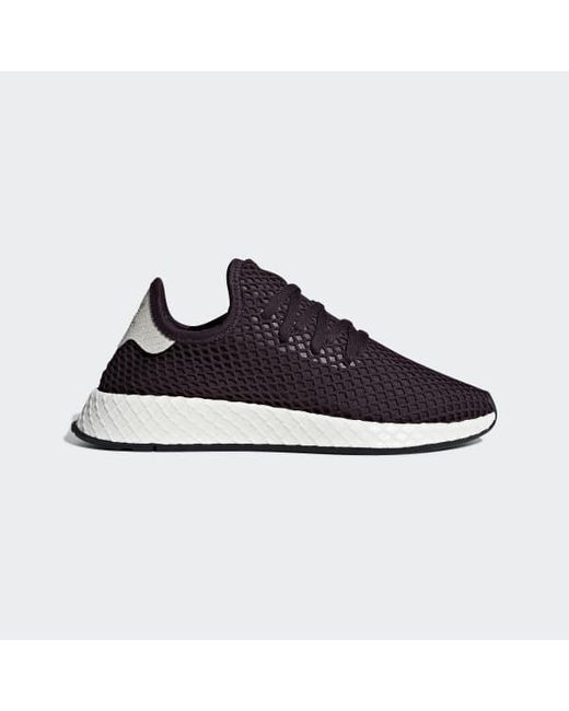 3771b0bee0040 Adidas - Red Deerupt Shoes - Lyst ...