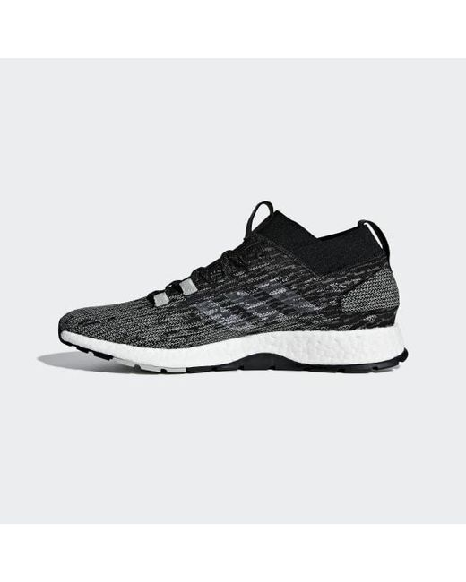 ff7770530f27 ... Adidas - Black Pureboost Rbl Ltd Shoes for Men - Lyst ...