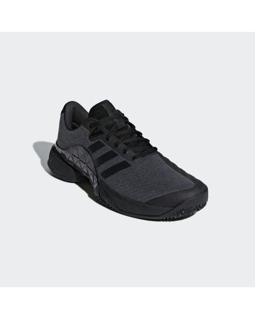buy online ff9f5 eb163 ... Adidas - Black Barricade 2018 Ltd Edition Shoes for Men - Lyst ...