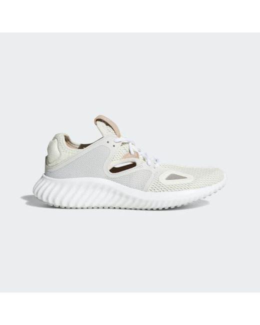 02ad3875e Adidas - White Run Lux Clima Shoes - Lyst ...