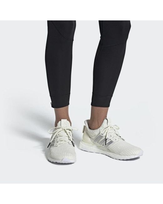 bd0ab45ac ... Adidas - White X Game Of Thrones House Targaryen Ultraboost Shoes -  Lyst ...