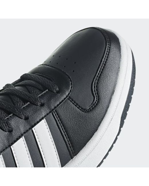 new product 98917 c03ad Shoes for 2 0 adidas Lyst Hoops Men Black in 1q0nTnxIw