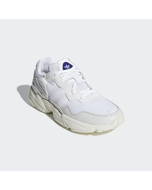 ... Adidas - White Yung-96 Shoes for Men - Lyst ... 3fc898b65