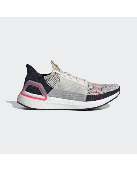 aa91d997dff82 Adidas - Natural Ultraboost 19 Shoes for Men - Lyst ...