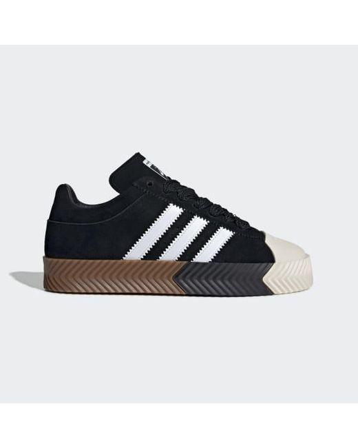 4d5a3b4a851b Adidas - Black Originals By Aw Skate Super Shoes for Men - Lyst ...