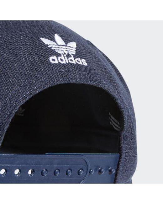 98566e150eb ... Adidas - Blue Thrasher Chain Hat for Men - Lyst ...